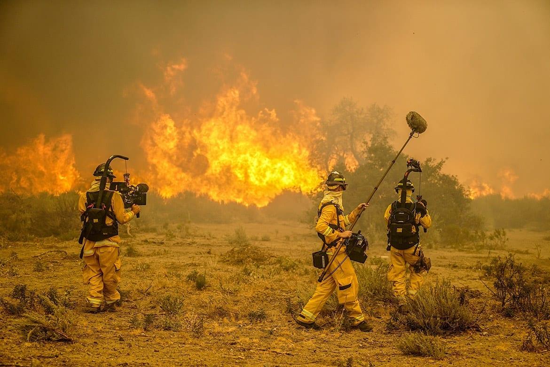 Lesjoefors-Fire Chasers
